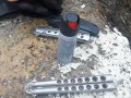 На Закарпатье остановили авто с оружием и наркотиками