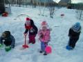 В московском детсаду погибла девочка, которую забыли в сугробе