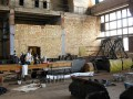 Вместо станков: как в Украине обустраивают заброшенные заводы