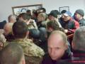 В горсовете Броваров произошла массовая драка