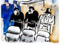 Charlie Hebdo опубликовал карикатуру на теракты в Брюсселе