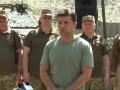 Зеленский о Донбассе: Самое главное – выдержать режим тишины