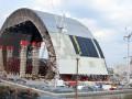 Строительство второго саркофага над ЧАЭС продлится еще два года