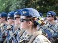 За пять лет участие в боевых действиях приняли 7 тысяч женщин