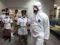 В Либерии из-за вспышки вируса Эбола объявлено чрезвычайное положение