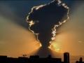 В Мексике разбушевался вулкан Попокатепетль