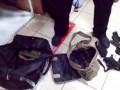 Житель Кривого Рога получил посылку с оружием и боеприпасами