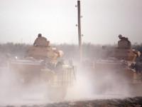 Турция обстреляла позиции США в Сирии