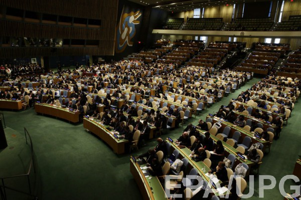 Заседание состоится по инициативе украинской стороны
