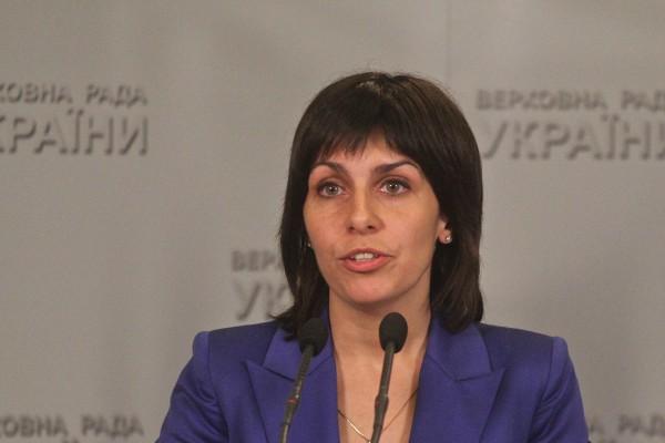Пташник заявила что ей ничего не известно о подкупе в партии