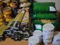 СБУ и Фискальная служба прекратили незаконную поставку товаров в Донецк и Горловку