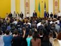 Ляшко отобрал у Кличко заключительное слово на сессии Киеврады (видео)