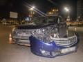В Киеве в ДТП на Левобережной пострадали два человека