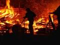При пожаре в детском лагере в Одессе погиб ребенок