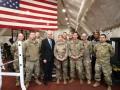 Американский сенатор посетил полигон во Львовской области