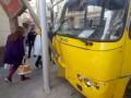 Во Львове маршрутка с пассажирами въехала в столб