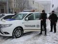 В центре Киева полицейские спасли бездомного от обморожения