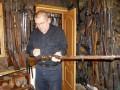 Экс-милиционер помог украсть старинное оружие на 30 млн гривен