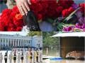День в фото: Прощание с солдатами, День Одессы и зоопарк в воде