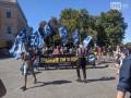 В Одессе националисты подрались с полицией из-за ЛГБТ