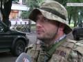 Махновщины тут нет. Ярош показал лагерь Правого сектора на границе Донецкой области