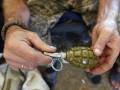 В Одессе полицейскую пытался взорвать гранатой бывший муж