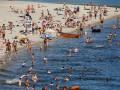 На пляжах Одессы купаться опасно