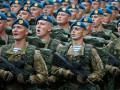 Украинские десантники отказались от голубых беретов