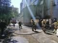 В Одессе сгорел 12-этажный дом: все подробности происшествия