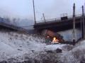 В результате боев на Донбассе разрушено 35 мостов