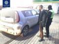 Под Киевом нарушитель прятался от копов в туалете
