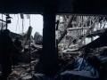 Боевики заявили, что обнаружили 76 тел в Дебальцево