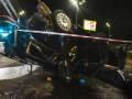 В Киеве возле моста Метро произошло смертельное ДТП