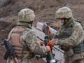 На Донбассе применили артиллерию и минометы, ранен боец
