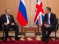 Кэмерон рассказал о встрече с Путиным