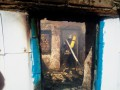 Пожар в Кировоградской области унес жизни троих детей