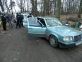 В столице задержали автомобиль с оружием и наркотиками