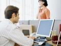Карантин: офисные сотрудники на дому работают дольше