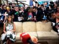 Трамп заменил выбранную женой мебель в Белом доме - СМИ