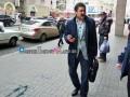 Переименование проспекта в Харькове: чиновника горсовета облили зеленкой