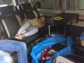Закарпатские пограничники нашли среди сумок 5-летнюю девочку