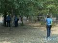 В киевском парке нашли повешенным мужчину (фото 18+)