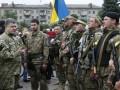 Порошенко назвал украинскую армию одной из самых боеспособных