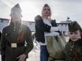 Россия о запрете георгиевских лент: Против народа, узаконит неонацистов