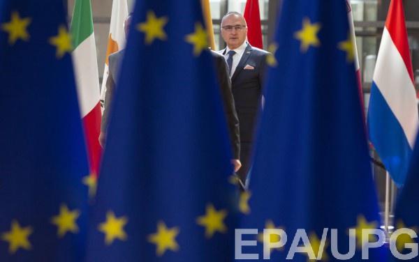 ЕС выделил Украине 105 млн евро