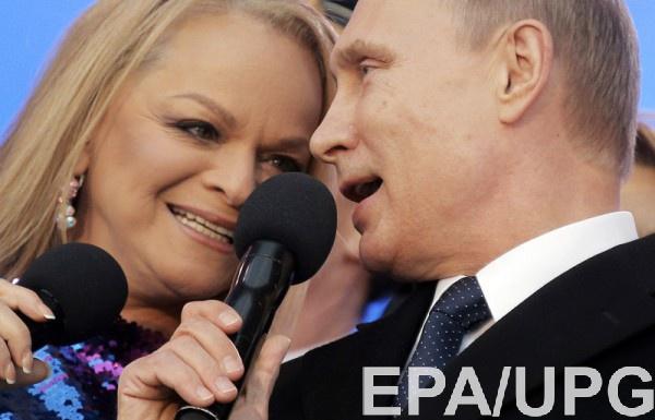 Российские артисты должны согласовывать гастроли СБУ