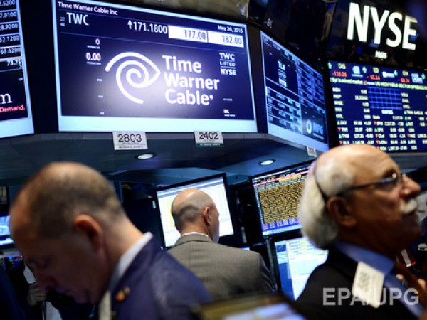 СМИ Нью Йоркская биржа приостановила торги всеми ценными бумагами