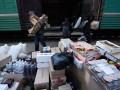 В РФ уничтожают продукты из ручной клади россиян