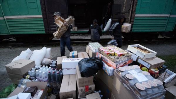 Россельхознадзор отчитался об уничтожении личных продуктов россиян