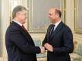 Порошенко и глава ОБСЕ обсудили Донбасс